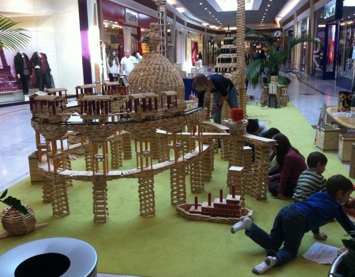 Kapla game