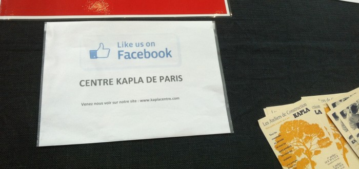 Kapla Facebook